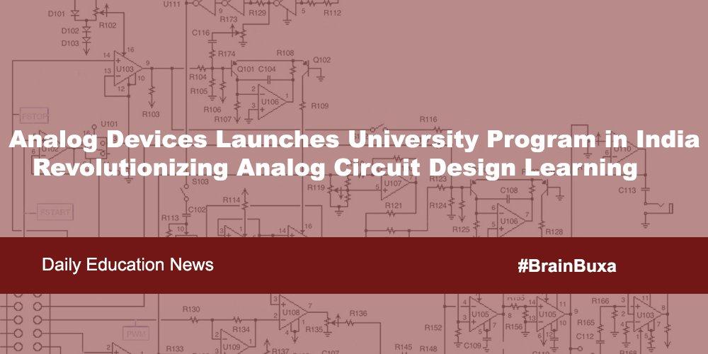 Image of  Analog Devices Launches University Program in India Revolutionizing Analog Circuit Design Learning | Education News Photo