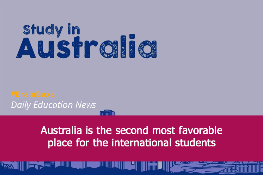 Image of Australia is the second most favorable place for the international students | Education News Photo