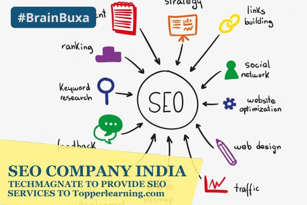 Image of SEO Company India Techmagnate to Provide SEO Services to Topperlearning.com | Education News Photo