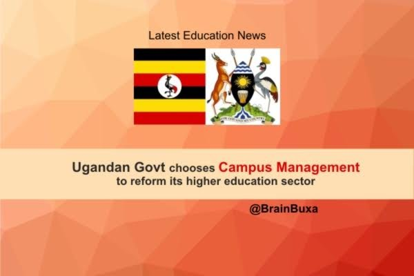 Image of Ugandan Government chooses Campus Management to reform its higher education sector | Education News Photo