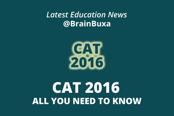 Image of CAT 2016: All you need to know | Education News Photo