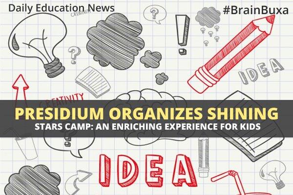 Image of Presidium Organizes Shining Stars Camp: An Enriching Experience for Kids | Education News Photo