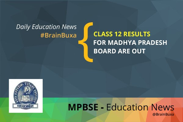 Image of Class 12 results for Madhya Pradesh board are out | Education News Photo