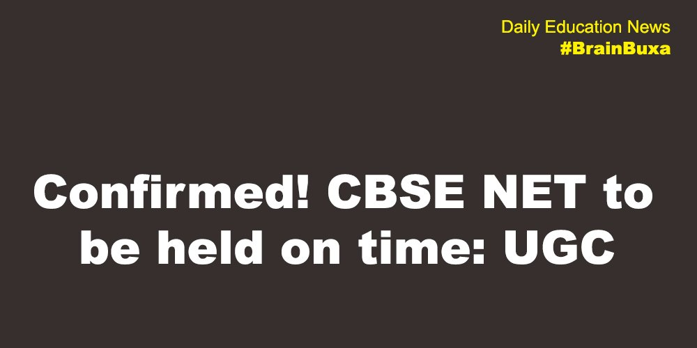 Image of Confirmed! CBSE NET to be held on time: UGC | Education News Photo