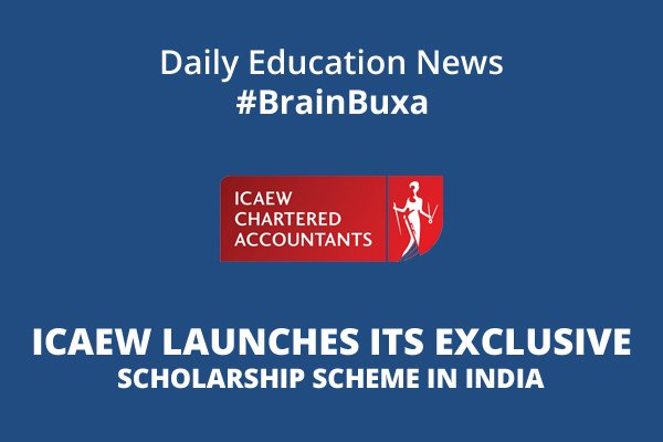 Image of ICAEW launches its exclusive scholarship scheme in India | Education News Photo