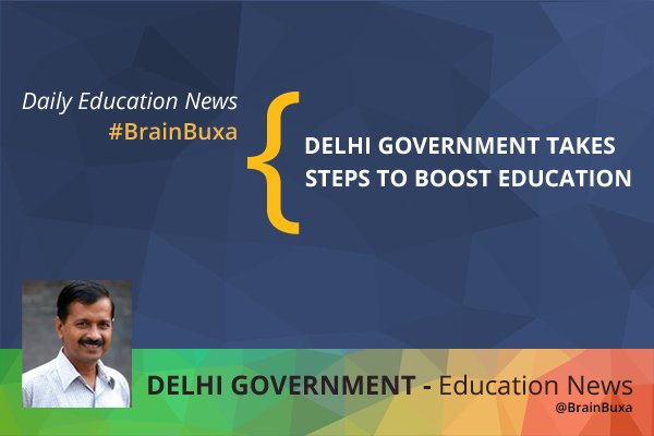 Image of Delhi government takes steps to boost education | Education News Photo