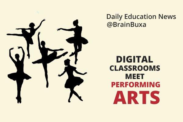 Digital Classrooms Meet Performing Arts