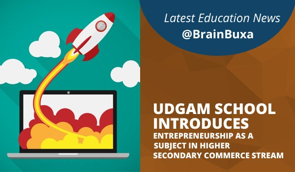 Image of Udgam School Introduces Entrepreneurship As A Subject In Higher Secondary Commerce Stream | Education News Photo