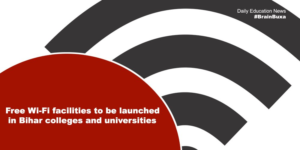 Image of Free Wi-Fi facilities to be launched in Bihar colleges and universities | Education News Photo