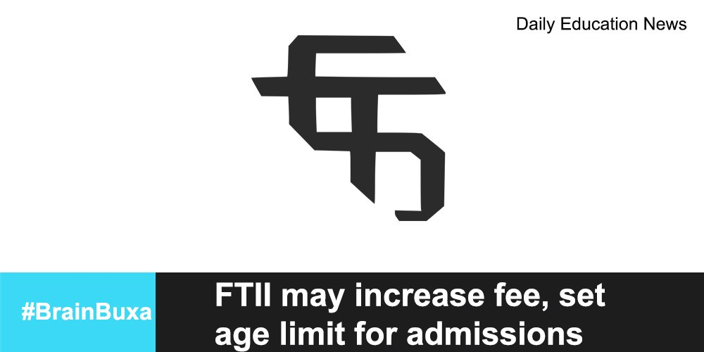 Image of FTII may increase fee, set age limit for admissions | Education News Photo