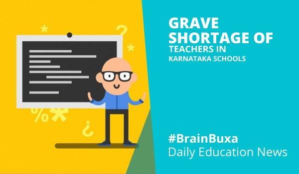 Image of Grave shortage of teachers in Karnataka schools | Education News Photo