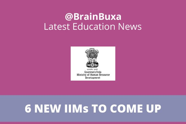Image of 6 new IIMs to come up | Education News Photo