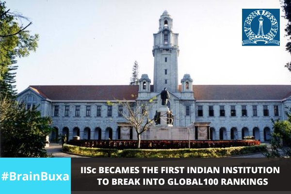 Image of IISc becomes the first Indian institution to break into global 100 rankings | Education News Photo