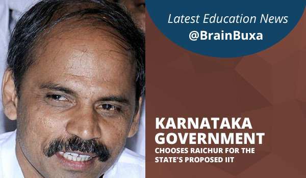 Image of Karnataka government chooses Raichur for the state's proposed IIT | Education News Photo