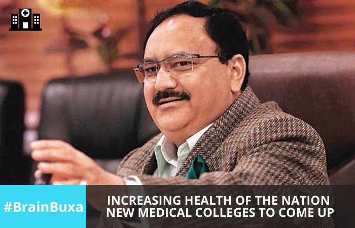 Image of Increasing health of the nation- new medical colleges to come up | Education News Photo