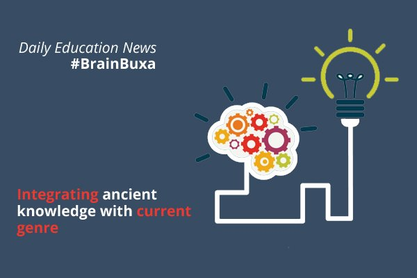 Image of Integrating ancient knowledge with current genre | Education News Photo
