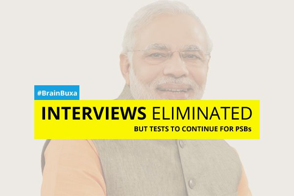 Image of Interviews eliminated but tests to continue for PSBs. | Education News Photo