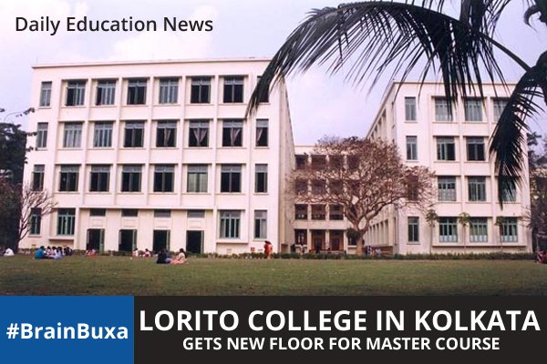 Image of Lorito college in Kolkata gets new floor for master course | Education News Photo