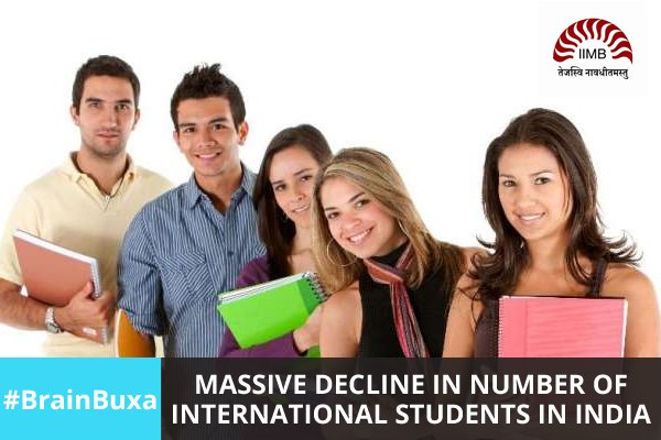 Image of Massive decline in number of international students in India | Education News Photo