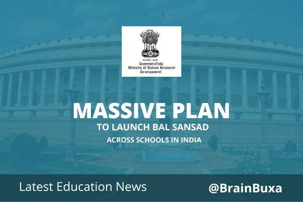 Image of Massive plan to launch Bal Sansad across schools in India | Education News Photo