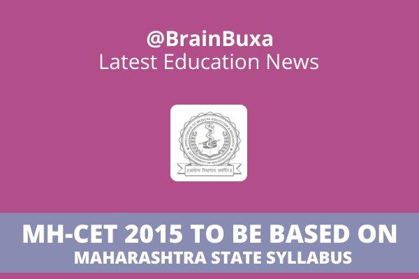 Image of MH-CET 2015 to be based on Maharashtra state syllabus | Education News Photo