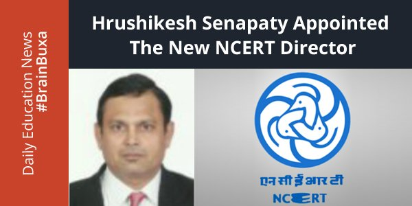 Image of Hrushikesh Senapaty appointed the new NCERT director   Education News Photo