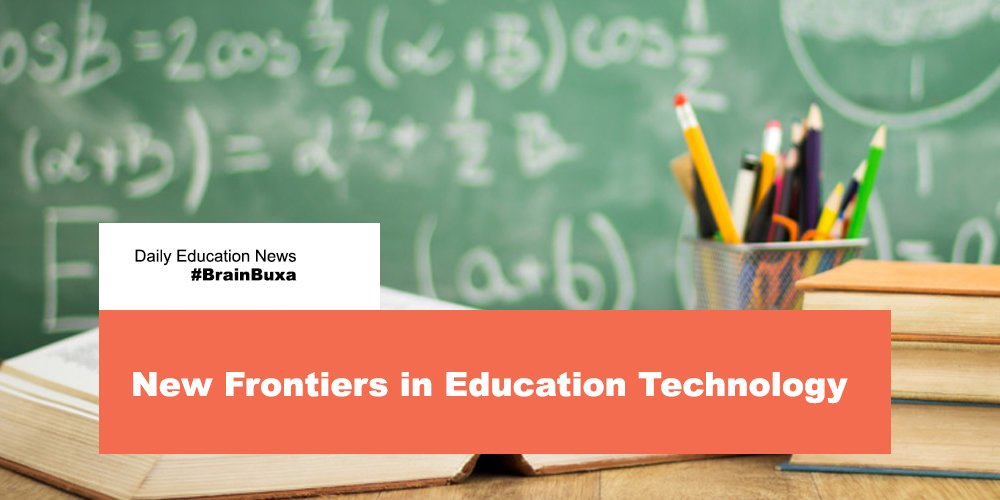 Image of New Frontiers in Education Technology | Education News Photo