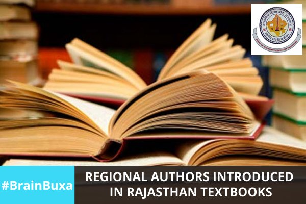 Image of Regional authors introduced in Rajasthan textbooks | Education News Photo