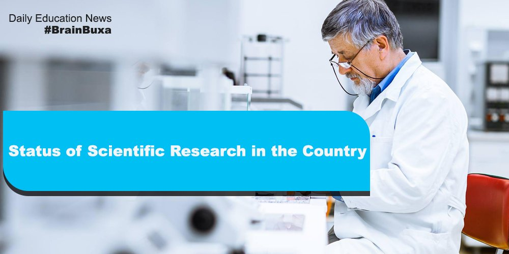 Image of Status of Scientific Research in the Country  | Education News Photo