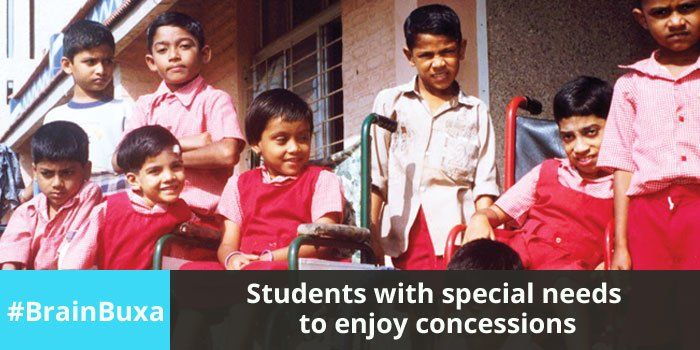 Image of Students with special needs to enjoy concessions   Education News Photo