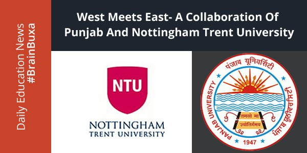 Image of West meets East- A collaboration of Punjab and Nottingham Trent University | Education News Photo