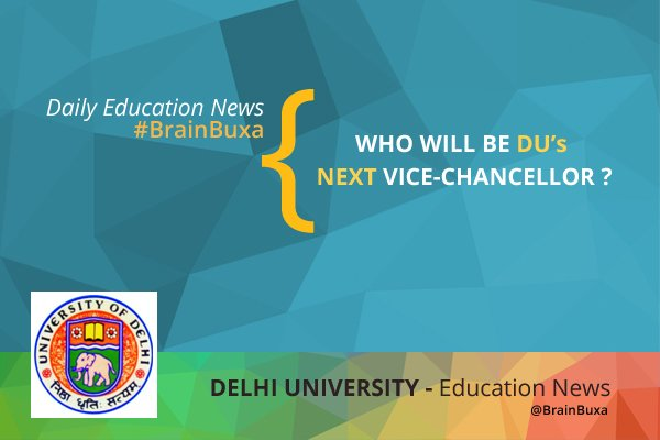Image of Who will be DU's next Vice-Chancellor? | Education News Photo