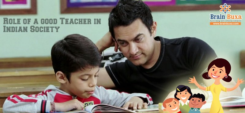 Role of a good Teacher in Indian Society