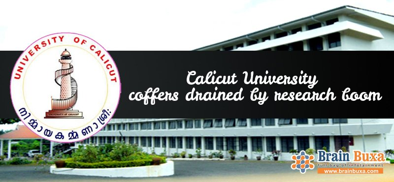 Calicut University coffers drained by research boom