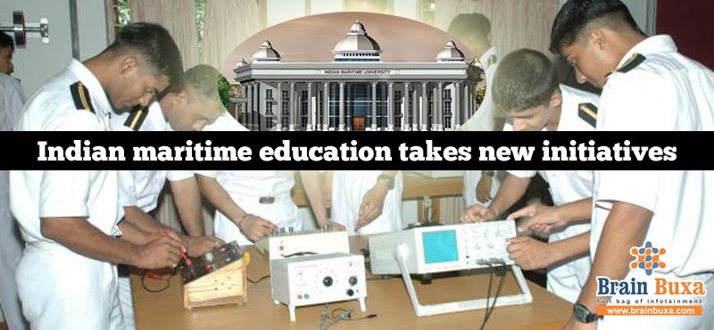 Indian maritime education takes new initiatives