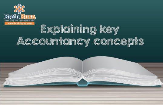 Explaining key Accountancy concepts