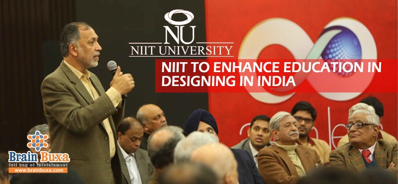 NIIT to enhance education in designing in India