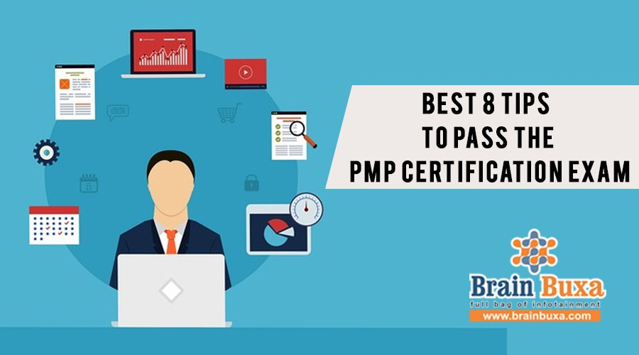Best 8 Tips to Pass the PMP Certification Exam