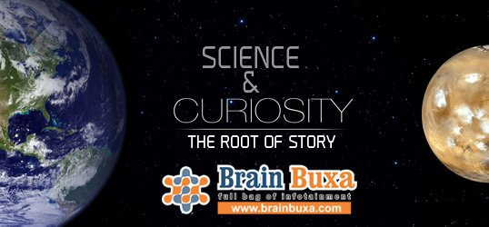 Science & Curiosity- the root of story