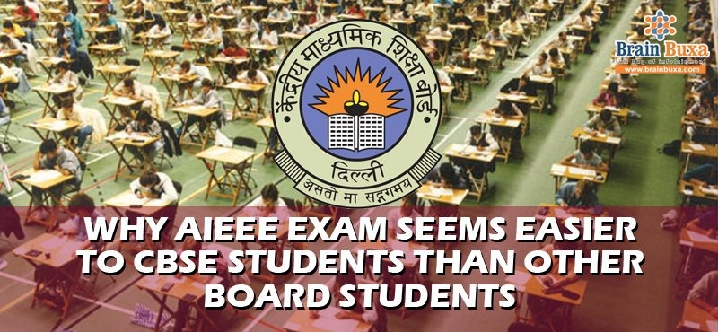 Image of Why AIEEE Exam seems easier to CBSE Students than other board students | Education Blog Photo