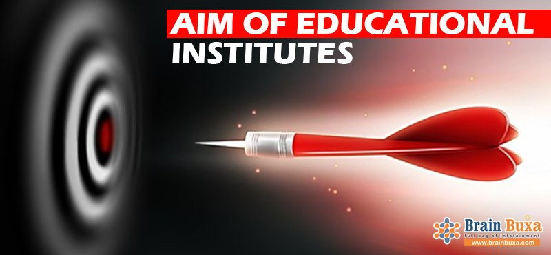 Aim of Educational Institutes