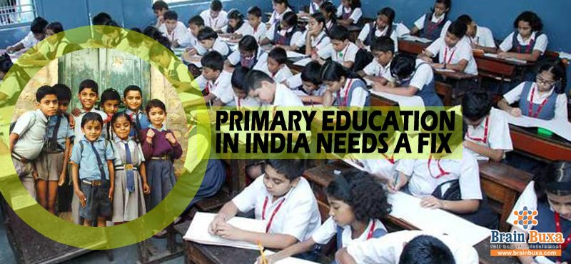 Primary Education in India Needs a Fix