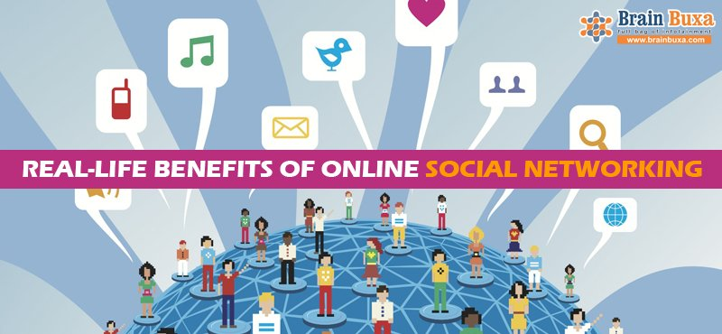 Real-Life Benefits of Online Social Networking