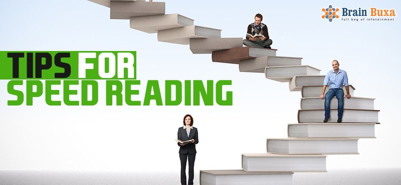 Tips for Speed reading