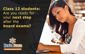 Image of Class 12 students: Are you ready for your next step after the board exams? | Education Blog Photo