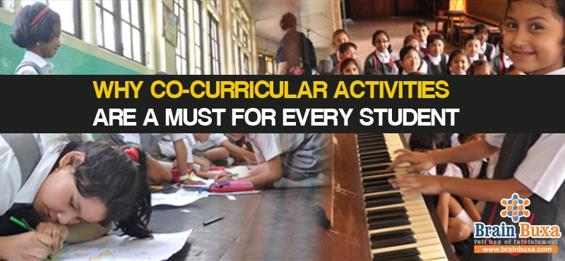 Why co-curricular activities are a must for every student