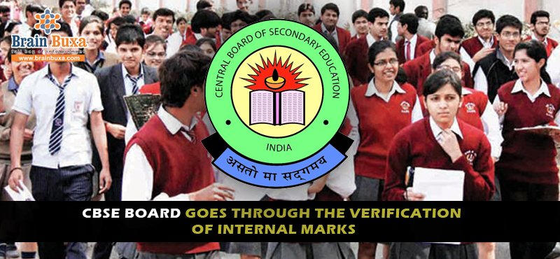 Image of CBSE board goes through the verification of internal marks | Education Blog Photo