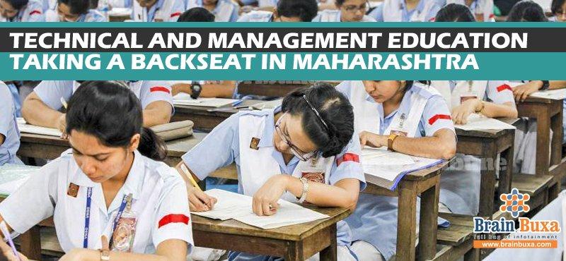 Image of Technical and management education taking a backseat in Maharashtra | Education Blog Photo