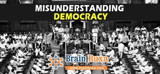 Image of Misunderstanding Democracy: | Education Blog Photo