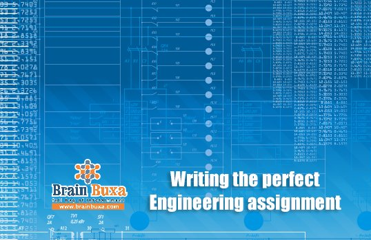 Writing the perfect Engineering assignment